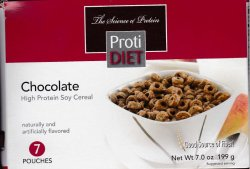 Chocolate Protein Cereal