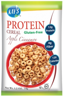 Kay's Natural Apple Cinnamon Cereal