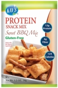 Kay's Naturals Sweet BBQ Snack Mix