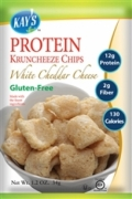 Kay's Natural White Cheddar Cheese Chips