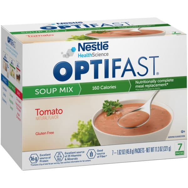 Optifast Tomato Soup