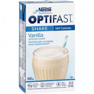 Optifast 800 Ready to Drink Shakes Vanilla
