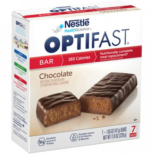 Optifast Chocolate Bar