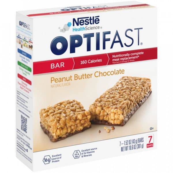 Optifast Bar Peanut Butter Chocolate