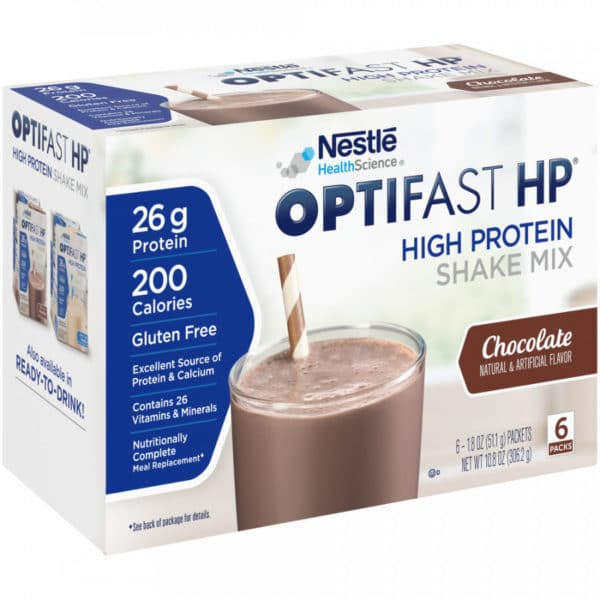 Optifast HP Chocolate Powder