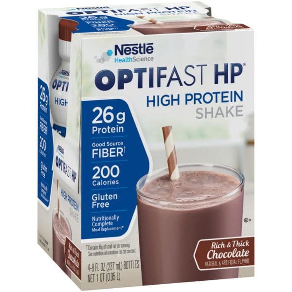 Optifast HP Ready to Drink Shake (Chocolate)