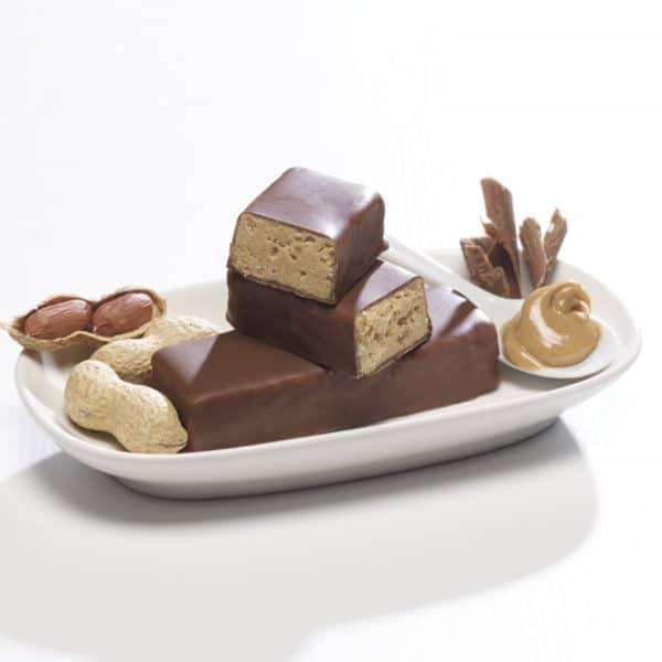 Peanut Butter Chocolate Keto Bar