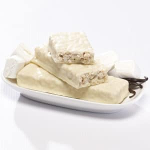 Fluffy Vanilla Protein Bar