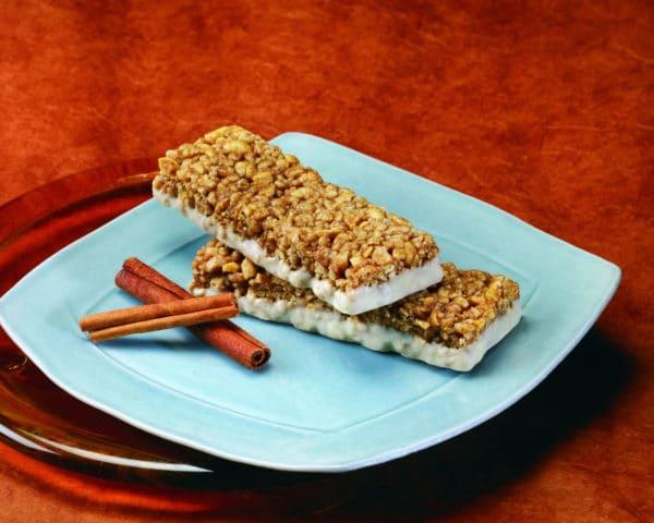 Cinnamon Protein Bar