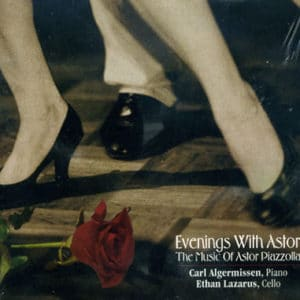 Evenings With Astor CD Image