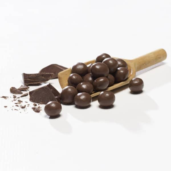 Chocolate Soy Snacks