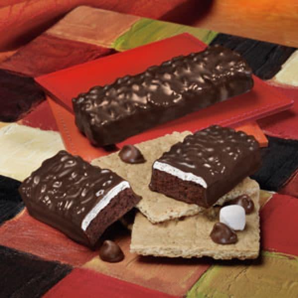 Dark Chocolate Smores
