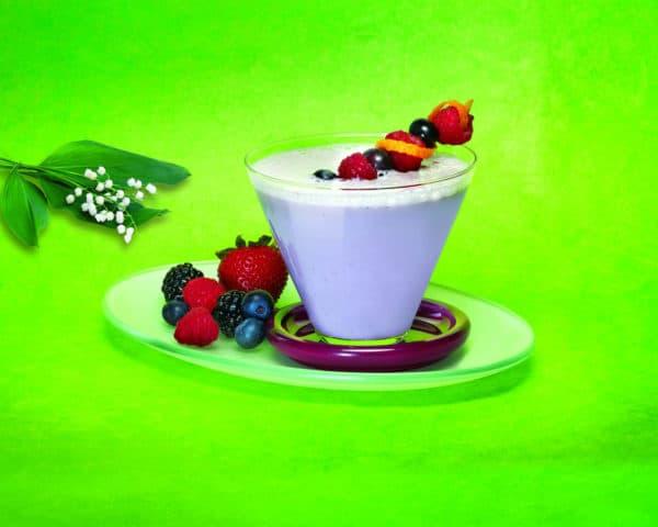 Berry Creme Smoothie