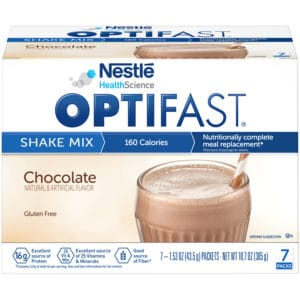 Optifast and Numetra Full Meal Replacement