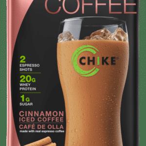 Cinnamon Chike Iced Coffee