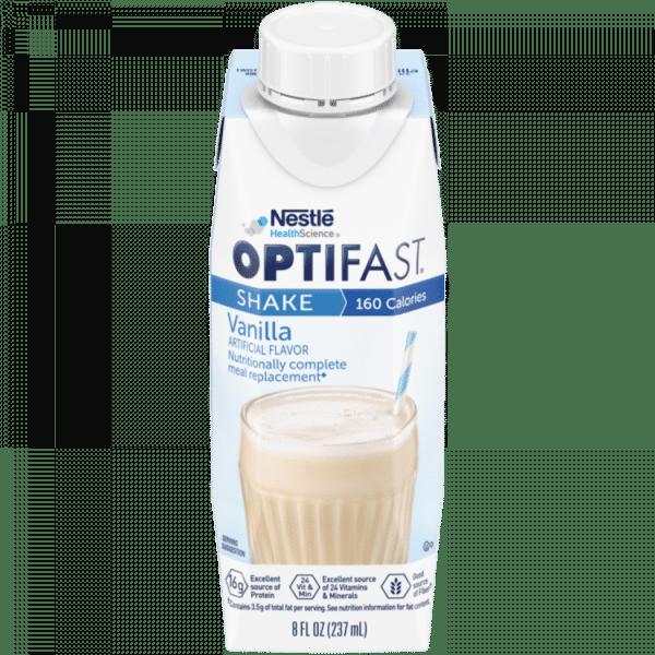 Optifast 800 Vanilla Ready to Drink Shake